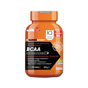 Named BCAA Advanced 100cpr