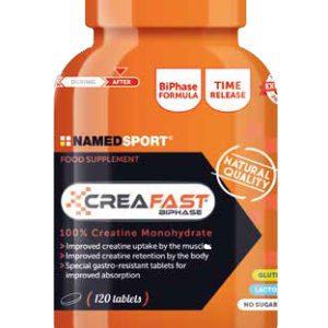 Named CREAFAST