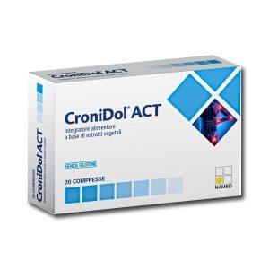 Named CroniDol ACT Compresse