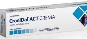 Named CroniDol ACT Crema